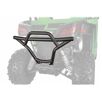 Aluminum Rear Bumper - Black