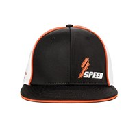 SPEED Flat Brim Cap - S/M
