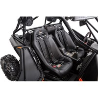High-Back Suspension Seat - Single