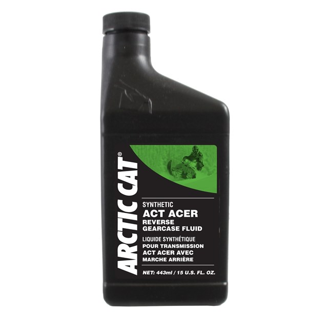 Synthetic ACT Gearcase Fluid, 15 ounce
