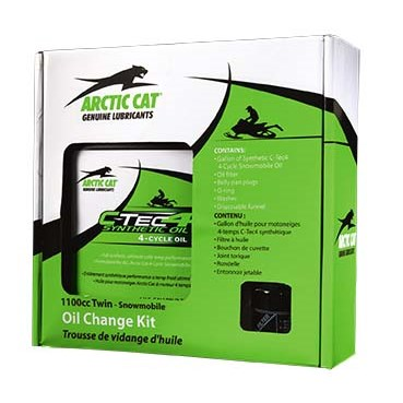 Oil Change Kit C-Tec4 - 1 Gal