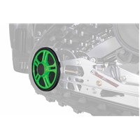 Rear Wheel Kit - White