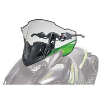 Mid Touring Windshield - Black