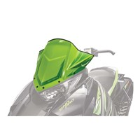 Mid Performance Windscreen - Green