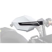 ProCross Hand Guards - Lighted - Black