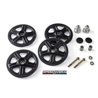 Four Wheel Kit - 8.0-in. Wheels