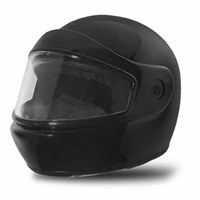 Youth PFP Helmet Black - Large