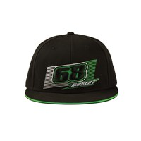 Youth 68 Hibbert Flat Brim Cap