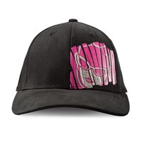 Cat Girl Cap Black/Pink