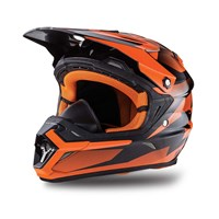 MX Aircat Helmet Orange - Large