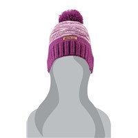 Noise Pom Beanie - Purple