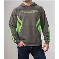 Team Sport Stripe Hoodie - Medium