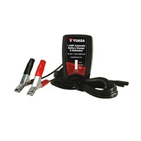 YUASA† Automatic 1 amp Battery Charger