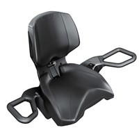 Heated Passenger Grips & visor outlet for G2, G2L (MAX models only)