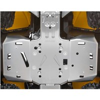 Central Skid Plate for G2, G2L, G2S