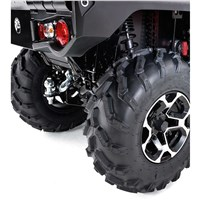 Rear Winch Kit for G2 (6x6 models only)