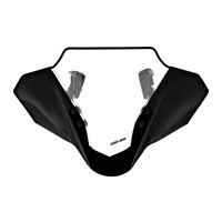 Sport Windshield - Black