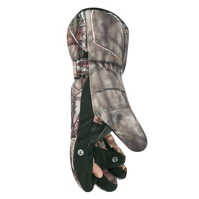 Mossy Oak Camo Gloves