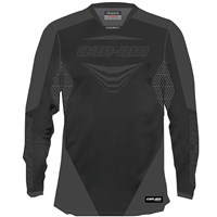 Can-am Triple Black Long Sleeve Jersey