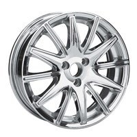 "15"" RT & ST Limited Chrome Front Wheels"