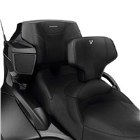 Adjustable Driver Backrest for Comfort Seat