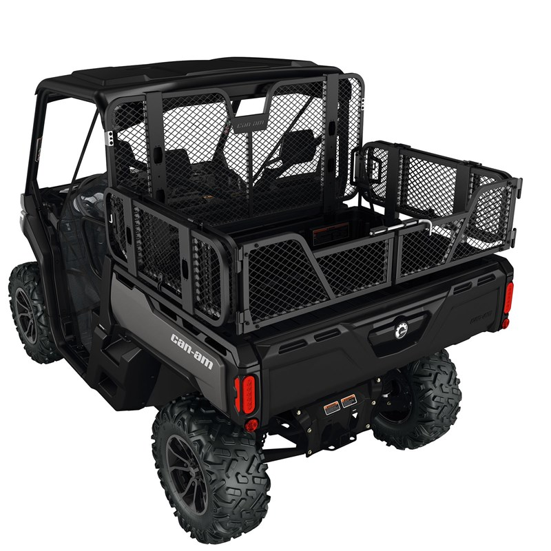Bed Wall Extender for Defender (except 6x6), Defender MAX