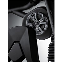 Rear Speakers for Commander, Commander MAX, Maverick, Maverick MAX
