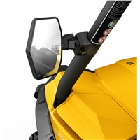Aluminum Side Mirror for Commander, Commander MAX, Maverick, Maverick MAX