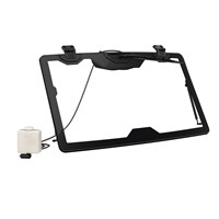 Flip Glass Windshield With Wiper and Washer Kit for Defender, Defender MAX