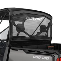 Rear Wind Screen for Defender, Defender MAX