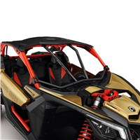 Front Intrusion Bar for Maverick X3, Maverick X3 MAX