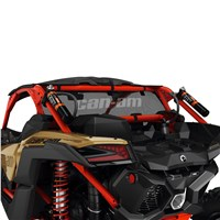 Rear Wind Screen for Maverick X3 (except X mr models), Maverick X3 MAX