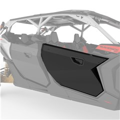 Aluminum Half Doors for Maverick X3, Maverick X3 MAX