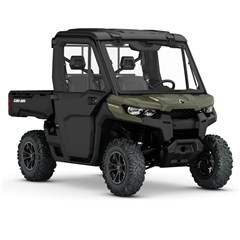 Premium Rigid Cab Enclosure for Defender