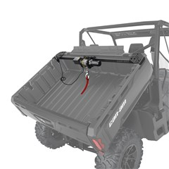 Cargo Bed Winch for Defender, Defender MAX 2020 (except 6x6 and PRO models)
