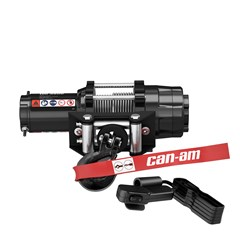 Can-Am HD 4500 Winch