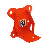 Rear Receiver Hitch - Can-Am Red