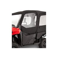 Fabric Front Door 4P/2P  sc 1 st  Cheap Cycle Parts & 2014 Honda Pioneer 700 Doors Panels Honda Accessories