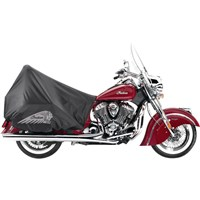 Indian Chief Half Cover, Black
