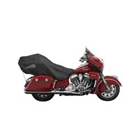 Indian Roadmaster Half Cover, Black