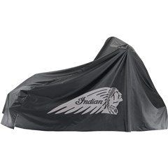 Indian Chief Full Dust Cover, Black
