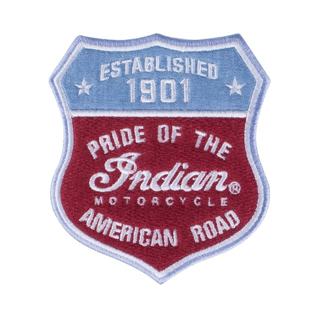 Indian Motorcycle® Pride Patch