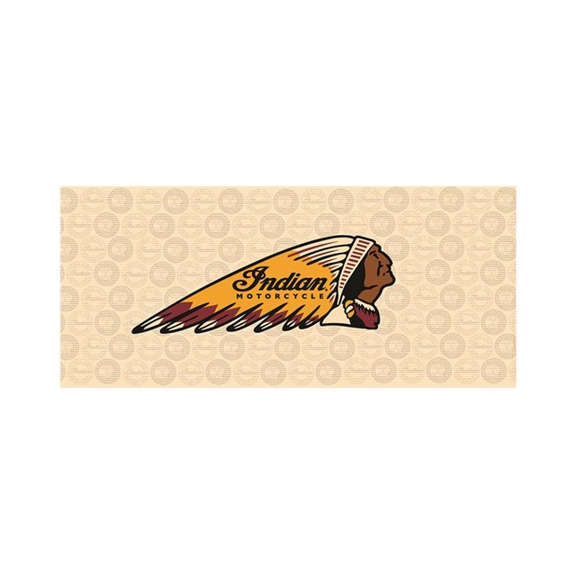 Indian Motorcycle® Window Decal - Large