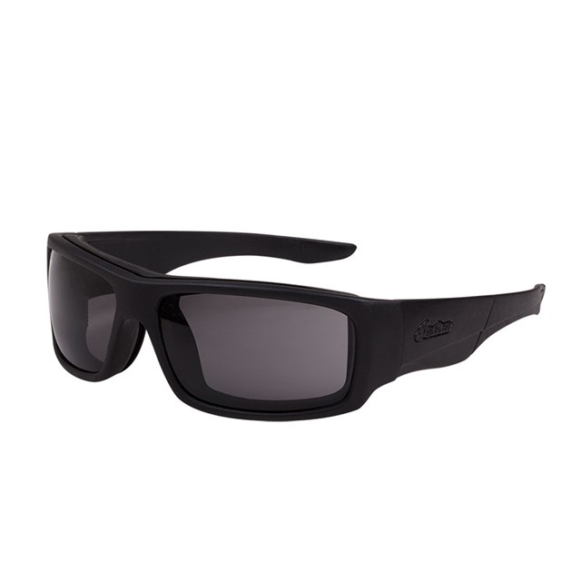 Riding Simi Pro Sunglasses, Black