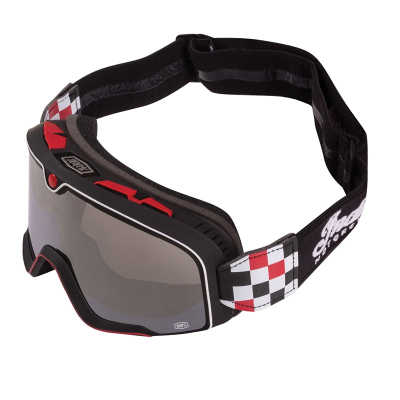 IMC Coste Goggles, Black/Red