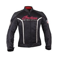 Women's Mesh Springfield Jacket with Removable Lining, Black