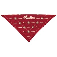 Indian Motorcycle® Bandana- Red