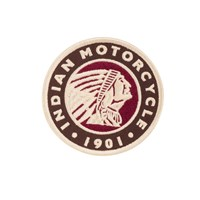 Indian Motorcycle® Circle Icon Patch