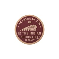 Indian Motorcycle® American Icon Leather Patch