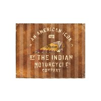 American Icon Corrugated Sign by Indian Motorcycle®